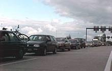 W okresie świąt na drogach pojawia się wzmożony ruch /RMF