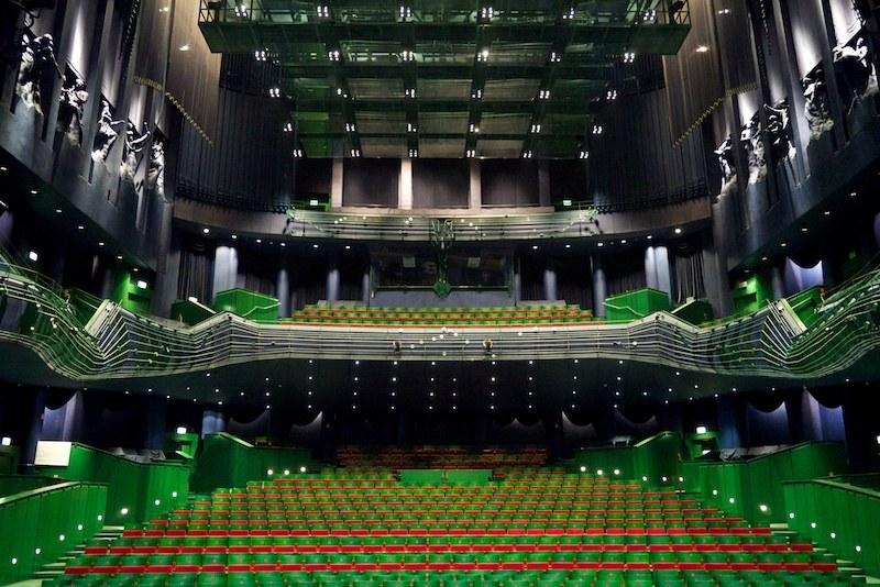 W ostatni weekend września (28-30 września)  odbędzie się uroczysta inauguracja sezonu artystycznego 2012/2013, po raz pierwszy w nowej siedzibie /materiały prasowe