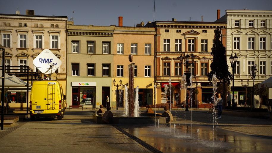 W ostatnią sobotę odwiedziliśmy wielkopolski Krotoszyn /Michał Dukaczewski /RMF FM