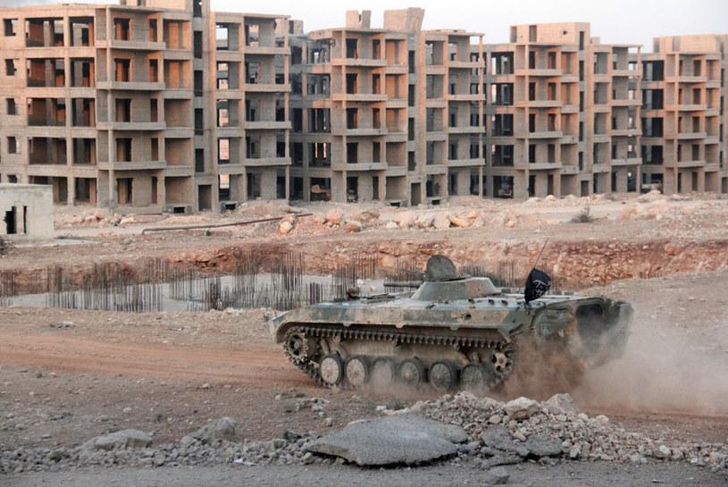 W ostatnim czasie nasiliły się walki w Aleppo /AFP