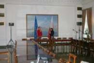 W Pałacu Prezydenckim /RMF