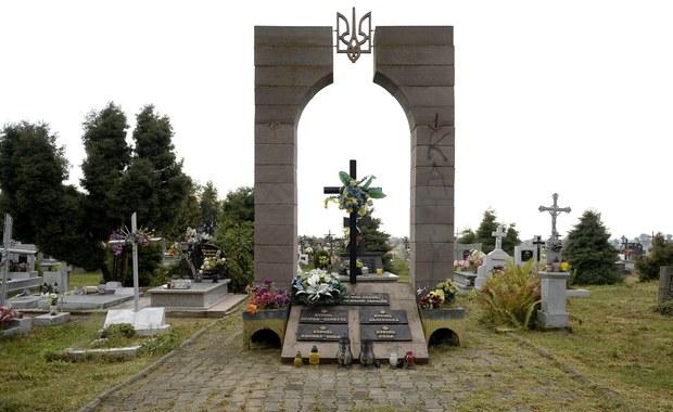W parlamencie podziały, a na Podkarpaciu błyskawiczna rozbiórka pomnika UPA
