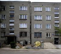 W Piekarach Śląskich prostują bloki