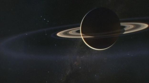 W pierwszym odcinku przyjrzymy się bliżej Saturnowi /  /Discovery Science