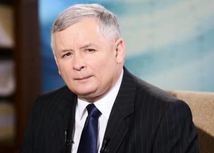 """W """"PiS TV"""" swojego wideobloga będzie miał m.in. Jarosław Kaczyński/fot. M. Nabrdalik /Agencja SE/East News"""