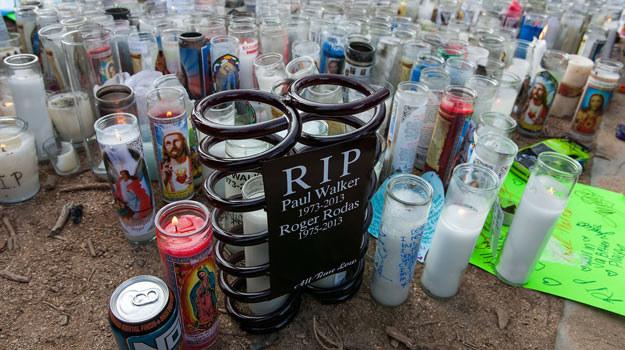 W pogrzebie Paula Walkera weźmie udział tylko rodzina aktora - fot. Valerie Macon /Getty Images/Flash Press Media