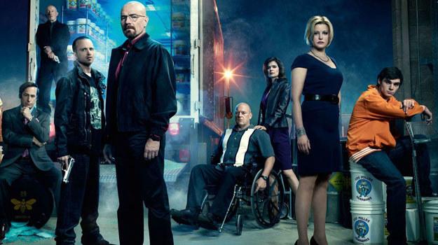 """W Polsacie możemy oglądać drugi sezon """"Breaking Bad"""" /materiały prasowe"""