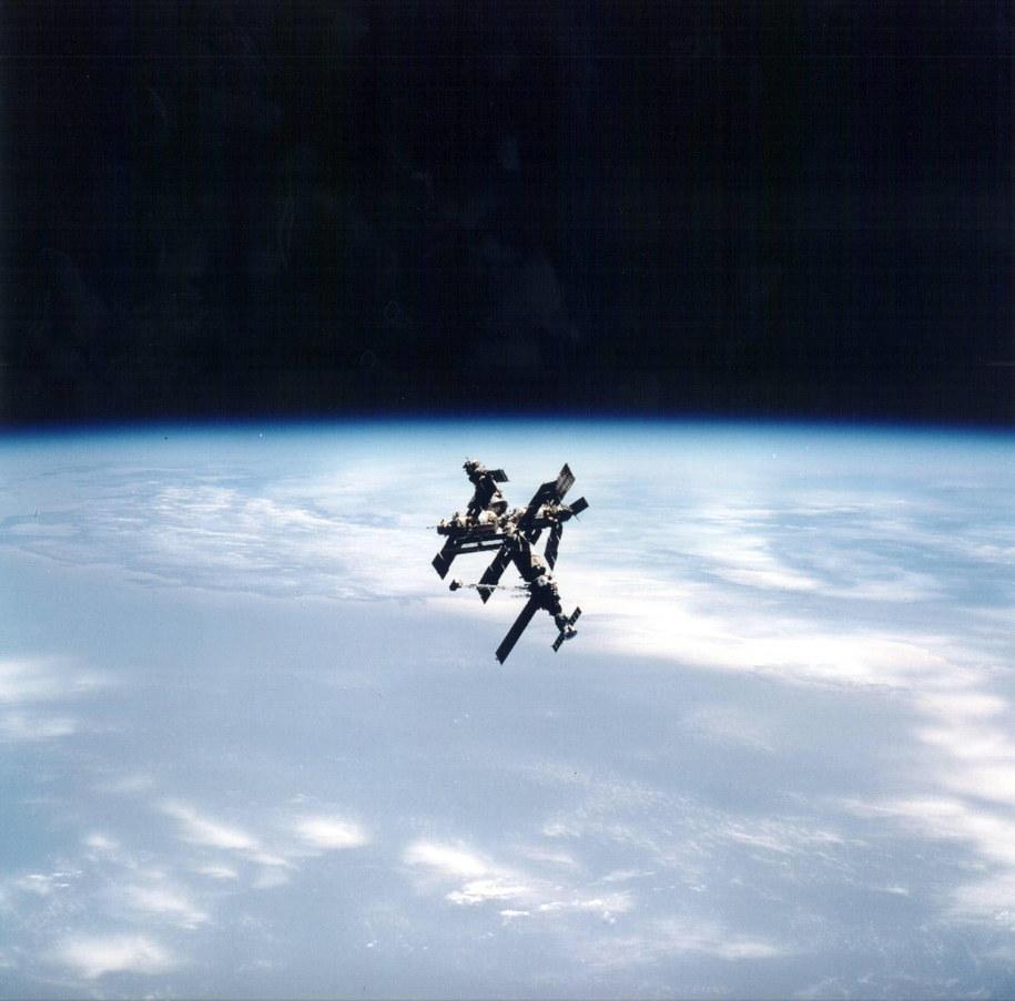 W Polsce brakuje uregulowań dotyczących przestrzeni kosmicznej kompatybilnych z prawem międzynarodowym /Photoshot/© Band Photo / uppa.co.uk /PAP