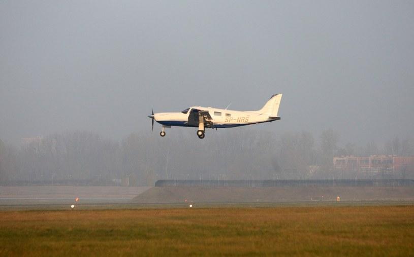 W Polsce przybywa licencji pilota /Stanisław Kowalczuk /East News