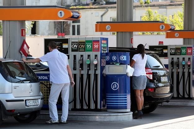 W Polsce spada zużycie paliw /PAP