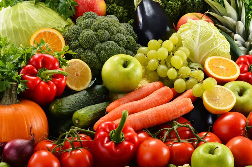 W Polsce spożycie warzyw i owoców nadal pozostaje zbyt niskie /©123RF/PICSEL