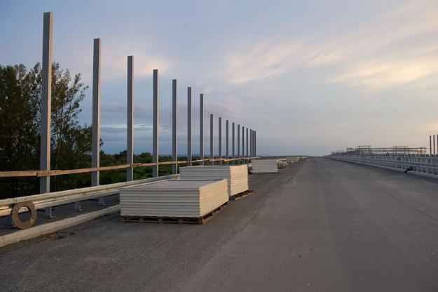 W Polsce żadna autostrada nie została wybudowana bez problemów / Fot: Tadeusz Koniarz /Reporter