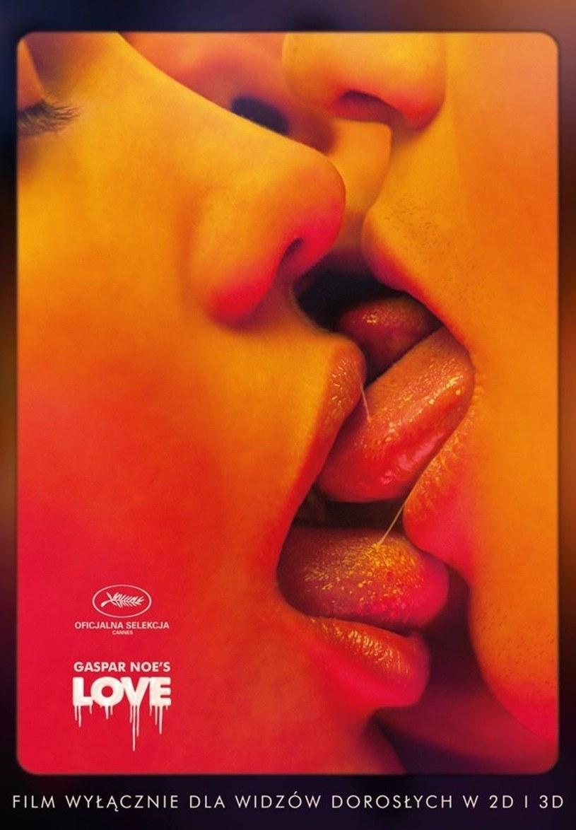 """W polskich kinach """"LOVE"""" wyświetlany jest od 18. roku życia /materiały dystrybutora"""