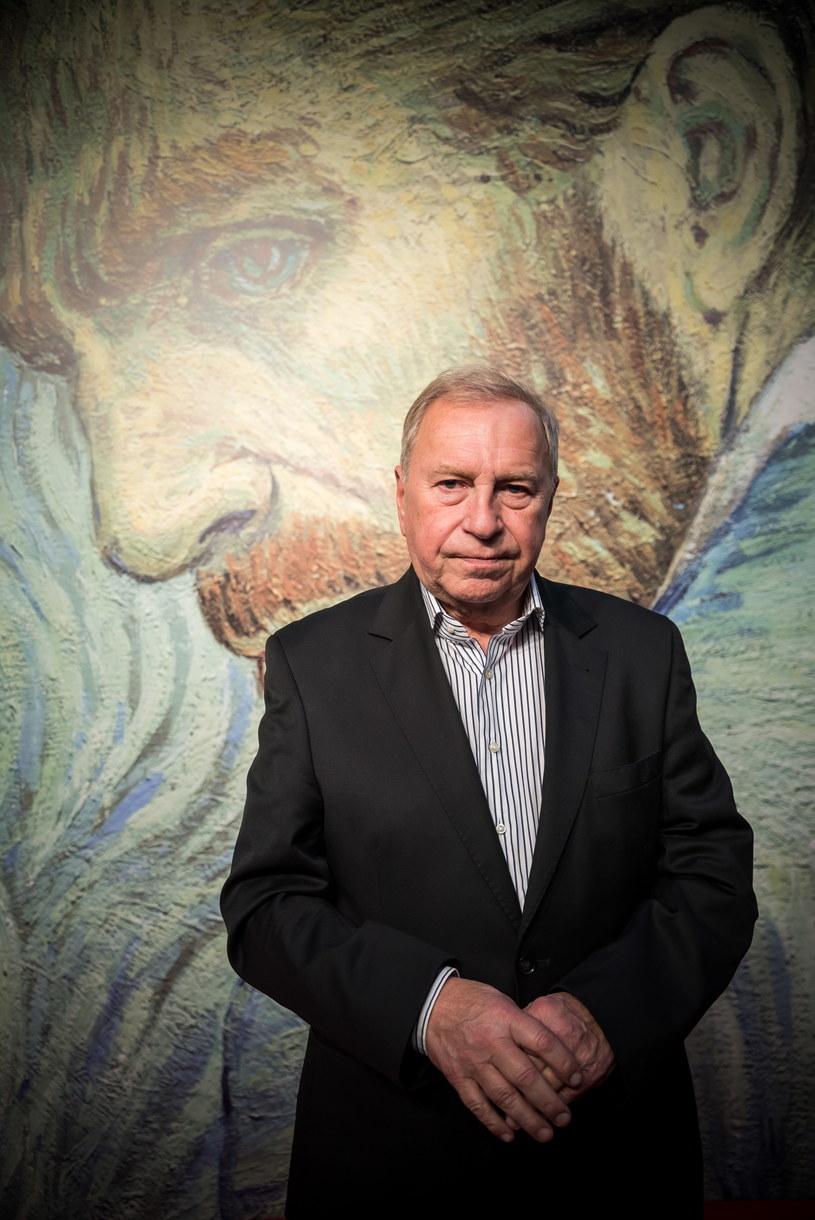 """W polskiej wersji językowej """"Twojego Vincenta"""" usłyszymy m.in. Jerzego Stuhra /NEXT FILM /materiały dystrybutora"""