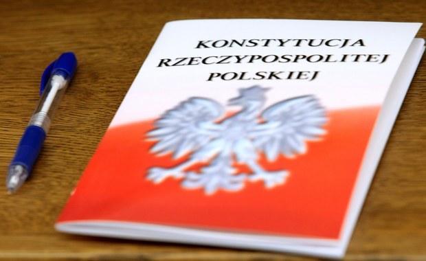 W poniedziałek PiS ujawni wyniki ankiety konstytucyjnej