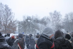 W Poznaniu kilkaset osób stoczyło bitwę na śnieżki