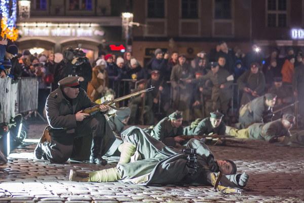 Poznań upamiętnił powstanie wielkopolskie
