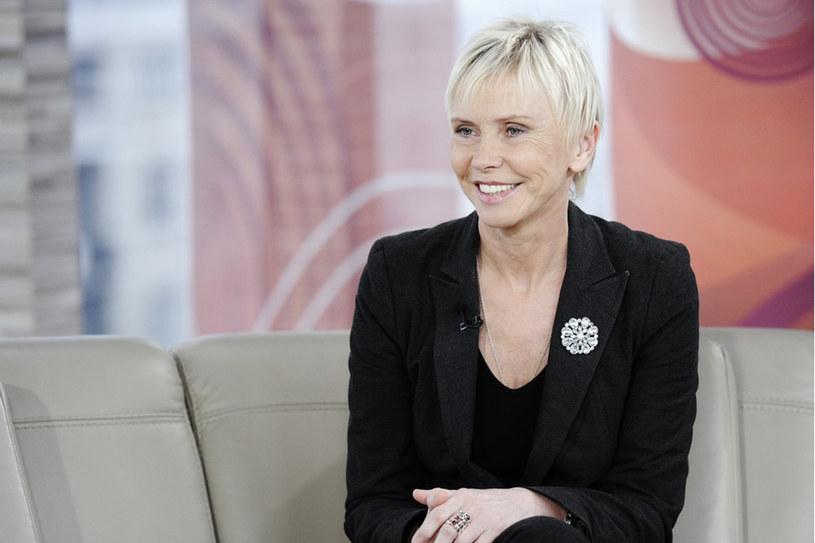 - W pracy nasycam się dobrą energią, by mieć potem siłę do walki - Ewa Błaszczyk /East News