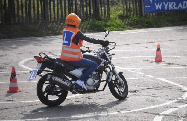 W prawach jazdy na motocykl zmienia się wszystko / Fot: Włodzimierz Wasyluk /Reporter