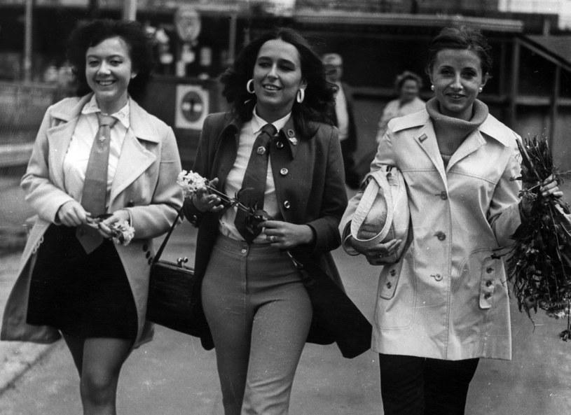 W PRL Dzień Kobiet był obchodzony szczególnie uroczyście /Kulakowski/REPORTER /East News