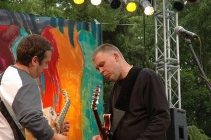 W programie festiwalu znalazł się m.in koncert zespołu Raz Dwa Trzy / fot. M. Ulatowski /MWMedia