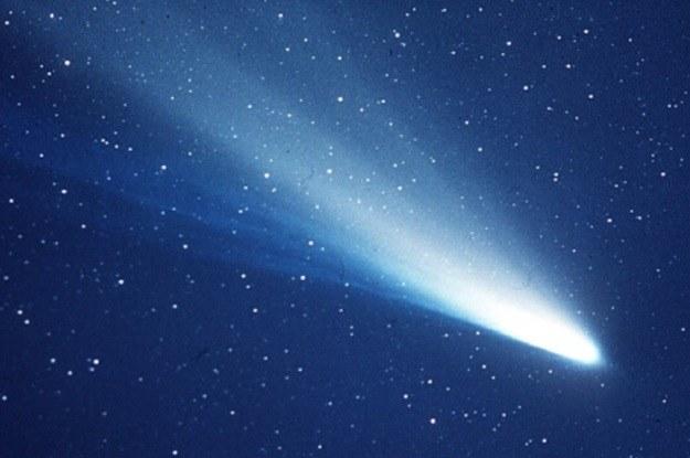 """W przestrzeni międzygwiezdnej z pewnością porusza się wiele komet, które zostały wcześniej """"wyrzucone"""" ze swoich układów planetarnych /NASA"""