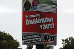 W przygranicznych miejscowościach pojawiały się antypolskie plakaty: