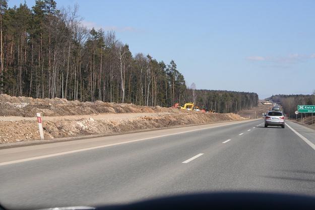 W przyszłym roku tempo budowy dróg spadnie /INTERIA.PL