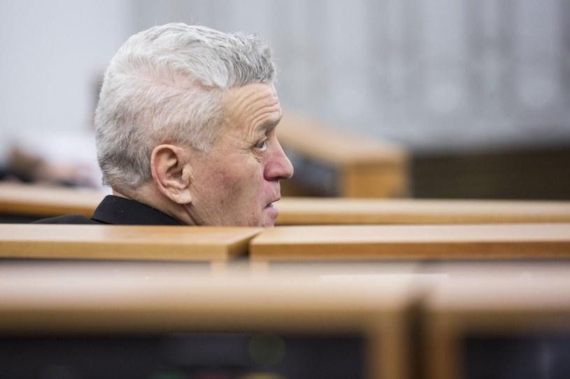 W przyszłym tygodniu Senat podejmie decyzję ws. wyrażenia zgody na zatrzymanie Stanisława Koguta /Andrzej Hulimka  /Reporter