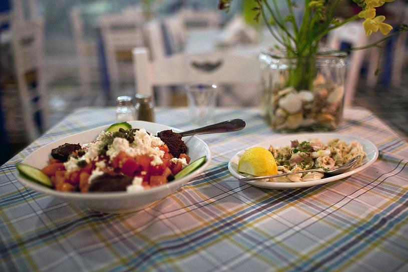 W restauracji Meze2                  fot. Eirini Vourloumis /The New York Times Syndicate