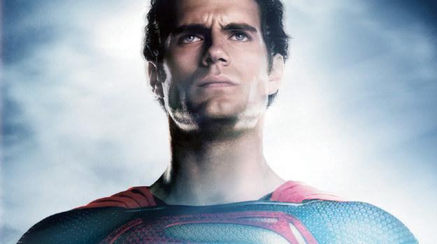 """W roli Supermana w """"Człowieku ze stali"""" zadebiutował Henry Cavill. /materiały dystrybutora"""