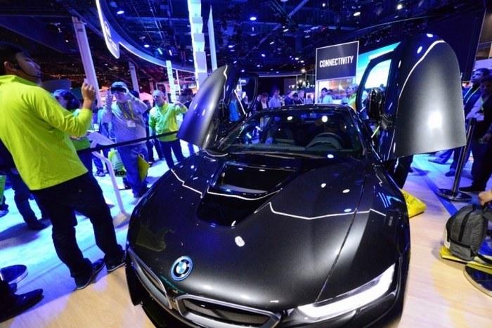 W rozwiązania bazujące na Intel Go będą wyposażone m.in. samochody BMW /INTERIA.PL/informacje prasowe