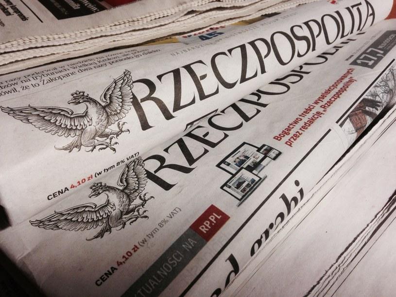 """W """"Rzeczpospolitej"""" opublikowano szereg artykułów, opisujących tzw. """"aferę sopocką"""" /INTERIA.PL"""
