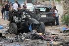 W samobójczym zamachu zabito 18 żołnierzy