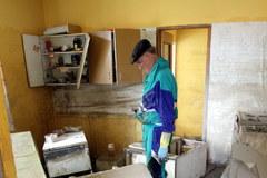 W Sandomierzu trwają porządki po powodzi