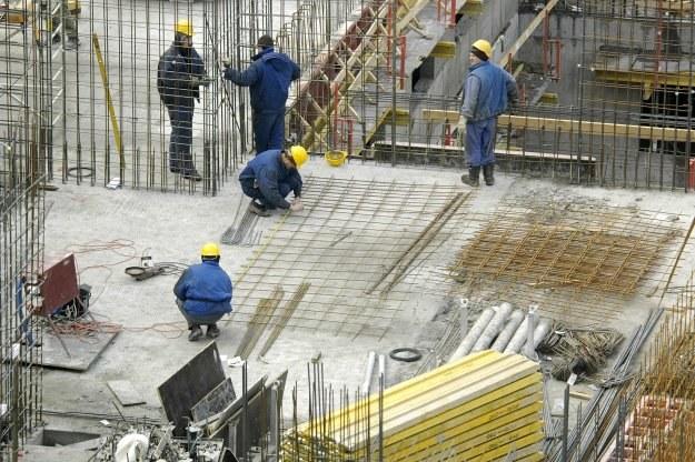 W sektorze budownictwa kontrole będą dotyczyć przede wszystkim prac na wysokości /© Bauer