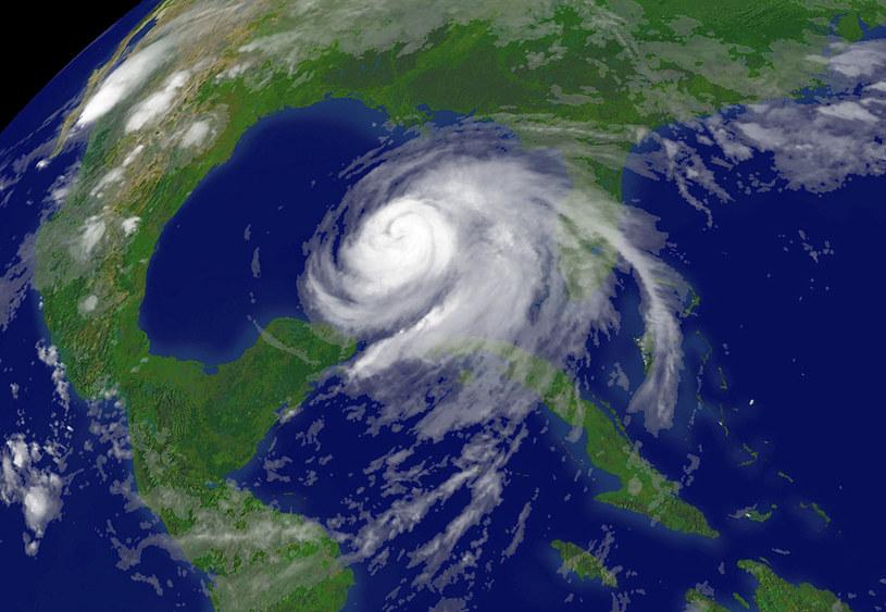 W sezonie 2017 może się ukształtować 5 huraganów rożnej kategorii - prognozuje NOAA /AFP