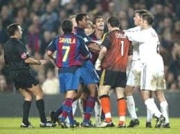 W sobotę na Camp Nou emocji na pewno nie zabraknie /AFP