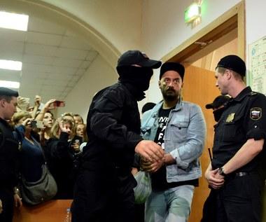 W sprawę aresztowanego reżysera Kiriłła Sieriebriennikowa włączyła się FSB