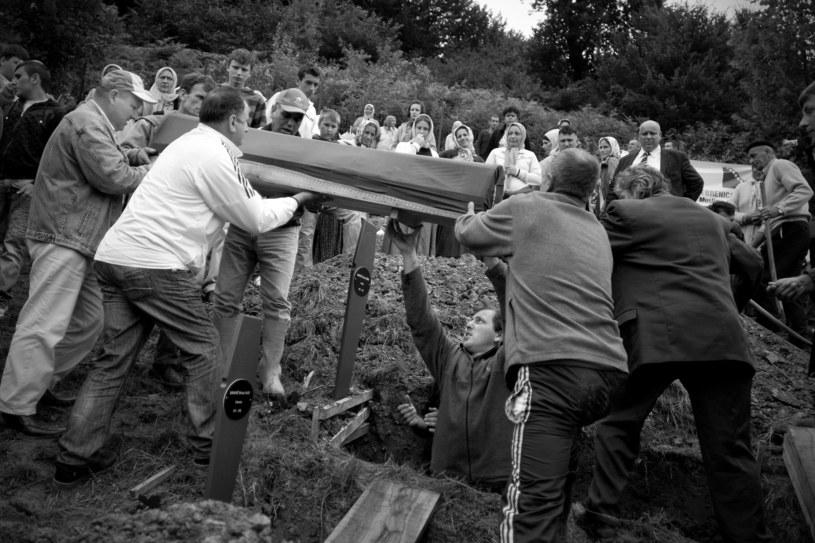 W Srebrenicy zostało zamordowanych ponad 8000 osób /Natalia Dobryszycka /East News