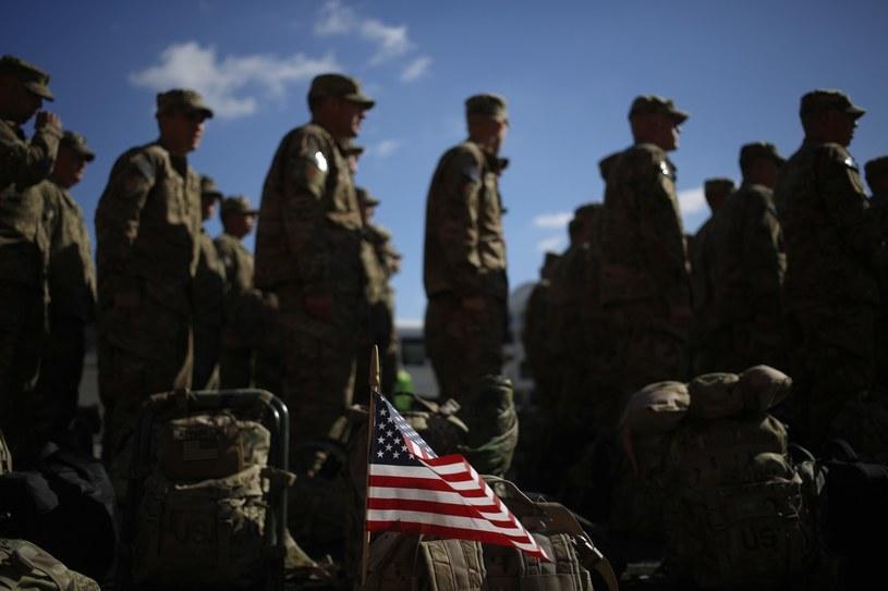 W środę do Polski przyleci z Vicenzy kompania wojsk USA, ok. 150 żołnierzy. /AFP