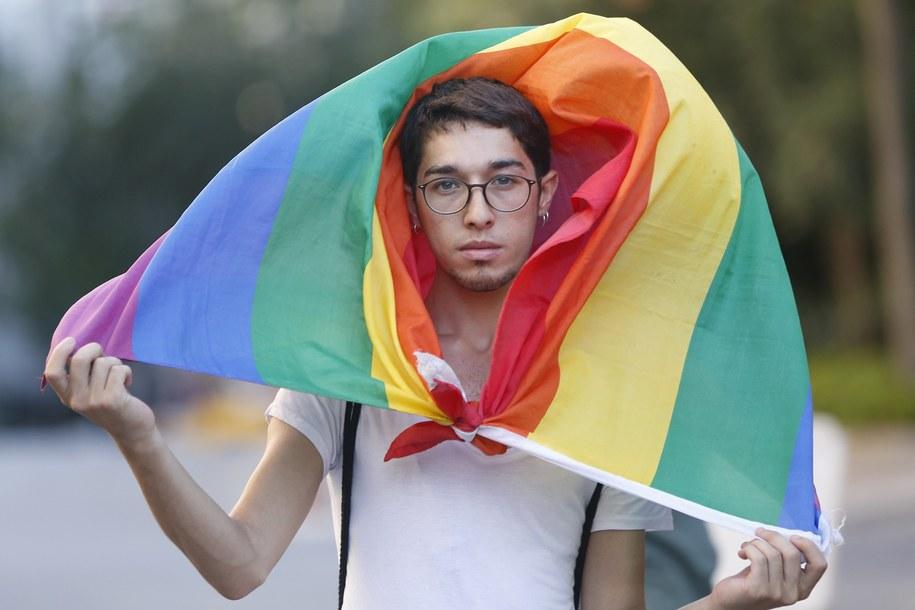 W Stambule przez ostatnie dwa lata zakazywano np. parady gejów /ERDEM SAHIN /PAP/EPA