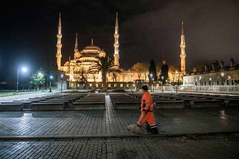 W Stambule zginęło wczoraj 10 osób, w tym 8 turystów z Niemiec zdj. ilustracyjne /OZAN KOSE / AFP /AFP