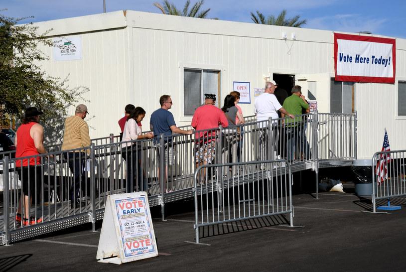 W Stanach Zjednoczonych trwają wybory prezydenckie /Getty Images