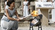 """W starożytnej Olimpii zapalono pochodnię olimpijską. """"Igrzyska są święte"""""""