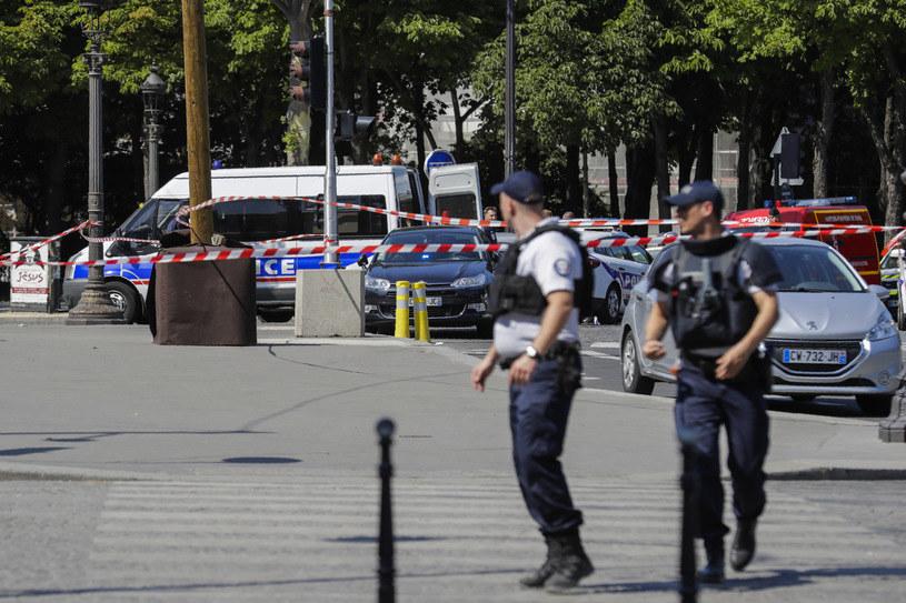 W stolicy Francji znów niebezpiecznie /AFP