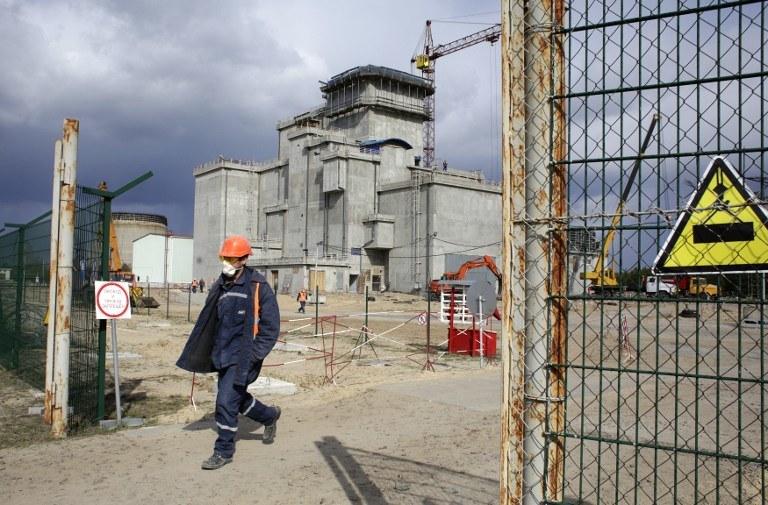 W strefie wokół elektrowni atomowej w Czarnobylu płonie las, zdj. ilustracyjne /AFP