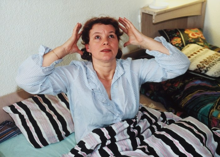W stresie, w nerwach - przelinamy coraz częściej /123RF/PICSEL
