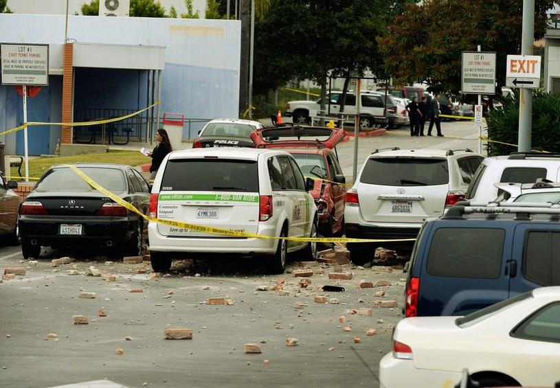 W strzelaninie zginęło 5 osób /AFP