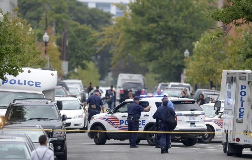 W strzelaninie zginęło co najmniej 13 osób /SHAWN THEW    /PAP/EPA